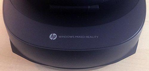 hp windows mixed reality